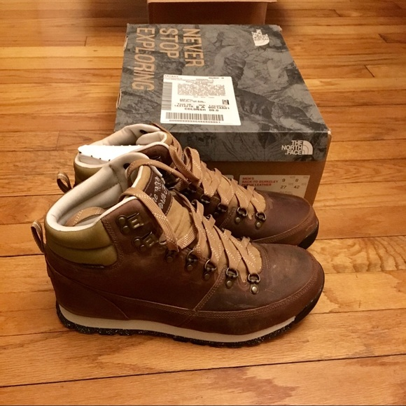 1996911a8 The North Face Men's Back to Berkley Boot sz. 9 US NWT